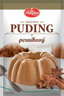 Amylon Puding Exclusive perník 40 g