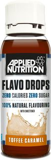Applied Nutrition Flavo Drops toffee caramel 38 ml