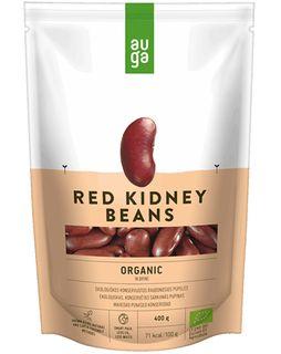 AUGA ORGANIC Červené fazole ve slaném nálevu 400 g