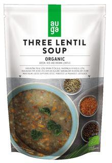 AUGA ORGANIC Čočková polévka 400 g