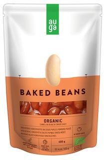 AUGA ORGANIC Pečené fazole v rajčatové omáčce 400 g