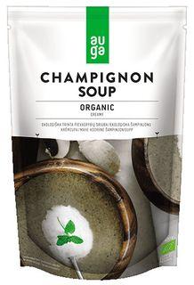 AUGA ORGANIC Žampionová krémová polévka 400 g
