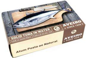 AVEIRO tuňák kousky ve vlastní šťávě