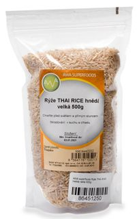AWA Superfoods Rýže THAI RICE 500 g