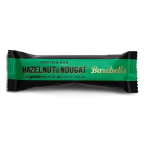 Barebells Protein Bar lískový oříšek/nugát 55 g