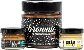 BIG BOY balíček Brownie @mamadomisha