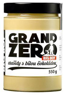 BIG BOY Grand Zero s bílou čokoládou