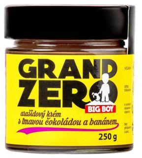 BIG BOY Grand Zero s tmavou čokoládou a banánem