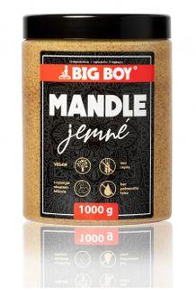 BIG BOY Mandlový krém