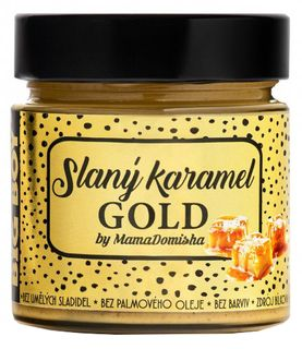BIG BOY Slaný karamel GOLD @mamadomisha