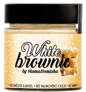 BIG BOY White Brownie @mamadomisha