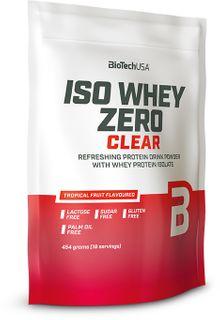 BioTech USA Iso Whey Zero Clear