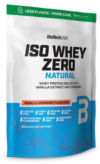 BioTech USA ISO Whey Zero Natural