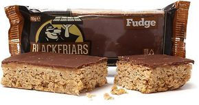 Blackfriars Bakery UK Flapjack Fudge (karamel/čokoláda) 110 g