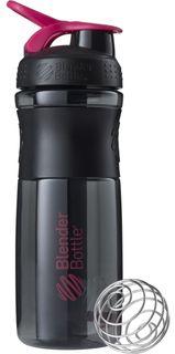 Blender Bottle Sportmixer černá/růžová 820 ml