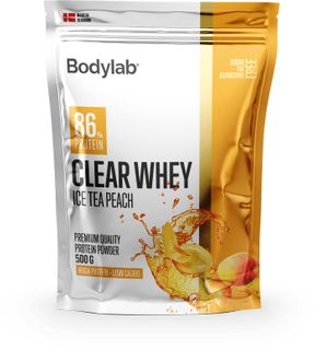 Bodylab Clear Whey