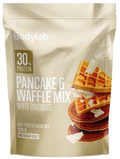 Bodylab High Protein Pancake (& Waffle) Mix bílá čokoláda 500 g