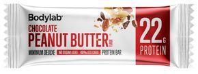 Bodylab Minimum Deluxe Protein Bar čokoláda/arašídové máslo 65 g