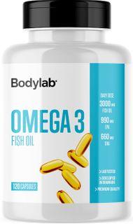 Bodylab Omega 3 120 kapslí