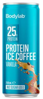 Bodylab Protein Ice Coffee vanilka 250 ml