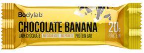 Bodylab The Protein Bar čokoláda/banán 55 g