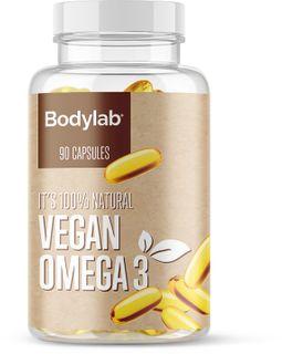 Bodylab Vegan Omega 3 90 kapslí