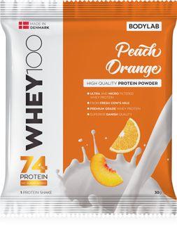 Bodylab Whey Protein 100 broskev/pomeranč 30 g
