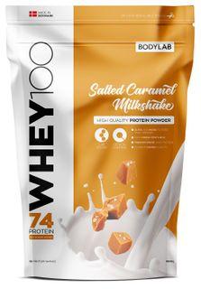 Bodylab Whey Protein 100 slaný karamelový milkshake 1000 g