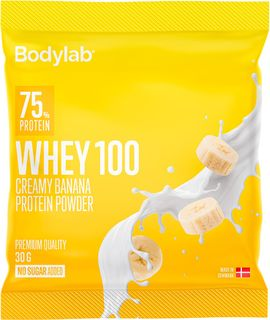Bodylab Whey Protein 100 banán 30 g