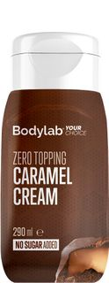 Bodylab Zero Topping Syrup karamel 290 ml