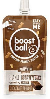 Boostball Arašídové máslo s přidaným proteinem