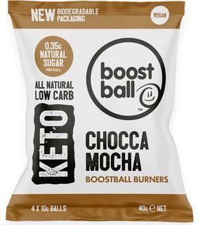Boostball Keto s přidaným proteinem