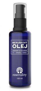 Renovality Meruňkový olej lisovaný za studena
