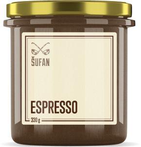 Šufan Espresso máslo