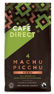 Café Direct Machu Picchu káva BIO