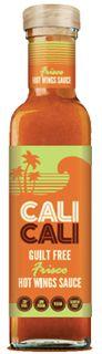 Cali Cali Foods Sauce pálivá omáčka na křidýlka 235 g