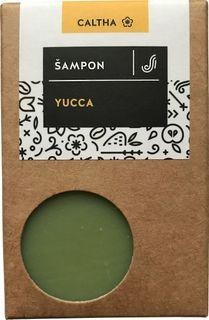 Caltha Šampon tuhý Yucca