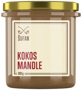 Šufan Kokosovo-mandlové máslo