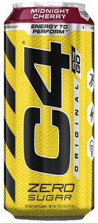 Cellucor C4 Original On The Go Drink třešeň 473 ml - Zkrácená trvanlivost