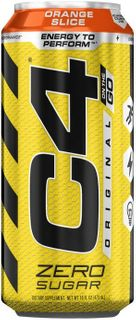 Cellucor C4 Original On The Go Drink pomeranč 473 ml - Zkrácená trvanlivost