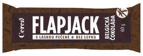 Cerea Flapjack belgická čokoláda 60 g