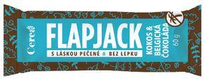 Cerea Flapjack kokos/belgická čokoláda 60 g
