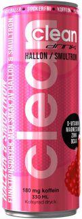 clean drink Energetický BCAA nápoj