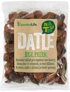 Country Life Datle sušené bez pecek
