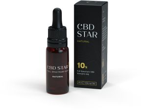 CBD STAR CBD Full spectrum 10% Natural