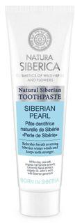 Natura Siberica Přírodní sibiřská zubní pasta Perla Sibiře