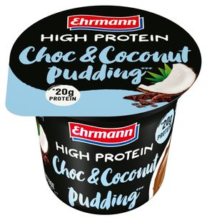 Ehrmann High Protein Pudding
