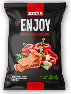Enjoy Chips zeleninové chipsy