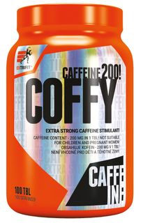 Extrifit Coffy 200 mg Stimulant