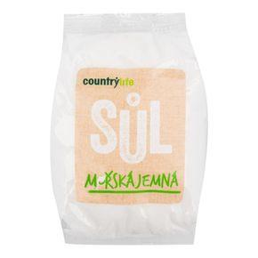 Country Life Sůl mořská